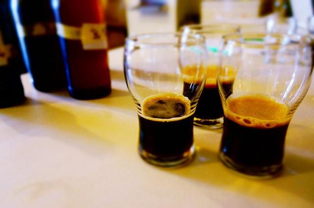 Beer Judging