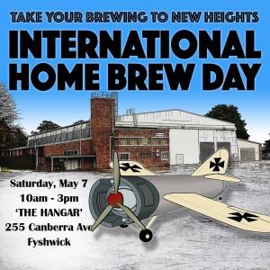 International Home Brew Day 2016